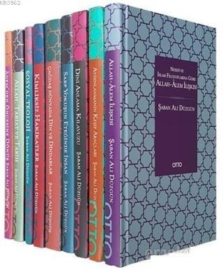 Şaban Ali Düzgün Seti (9 Kitap Takım)
