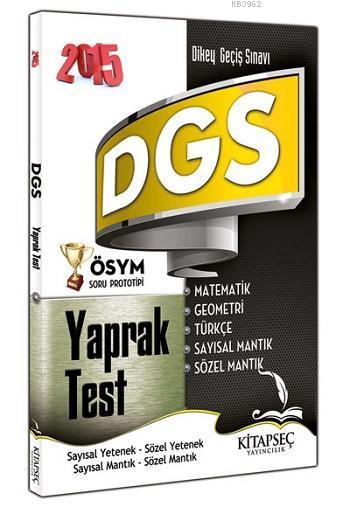 DGS Yaprak Test