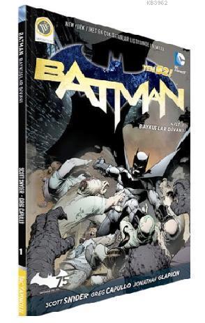 Batman - Baykuşlar Diyanı (1. Cilt)
