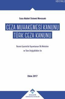 Ceza Muhakemesi Kanunu; Türk Ceza Kanunu
