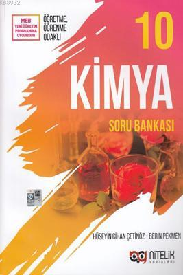 Nitelik Yayınları 10. Sınıf Kimya Soru Bankası Nitelik