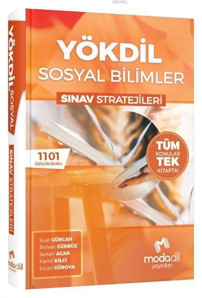 Modadil YökDil Sosyal Bilimler Sınav Stratejileri Yeni