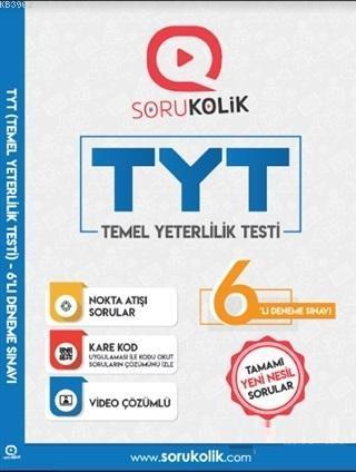 TYT 6'lı Deneme Sınavı