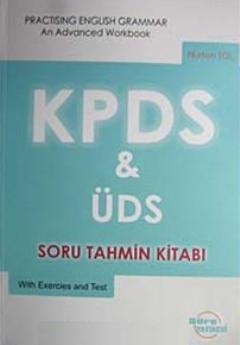 KPDS- ÜDS Soru Tahmin Kitabı