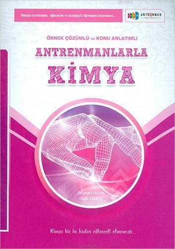 Antrenman Yayınları Antrenmanlarla Kimya Çözümlü ve Konu Anlatımlı Antrenman