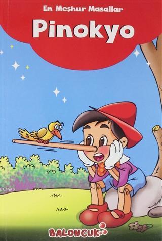 En Meşhur Masallar - Pinokyo