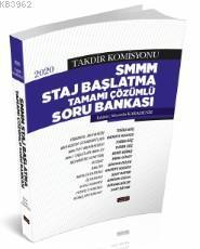 Takdir Komisyonu SMMM Staj Başlatma Tamamı Çözümlü Soru Bankası Savaş Yayınları 2020