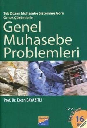 Genel Muhasebe Problemleri