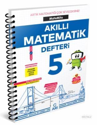 Arı Yayıncılık 5.Sınıf Akıllı Matematik Defteri