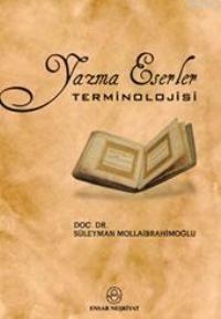 Yazma Eserler Terminolojisi