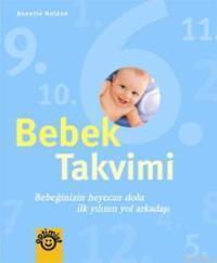 Bebek Takvimi - Mavi
