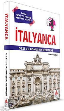 Delta Kültür Yayınları İtalyanca Gezi ve Konuşma Rehberi Delta Kültür