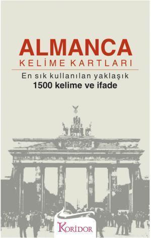 Almanca Kelime Kartları; En Sık Kullanılan Yaklaşık 1500 Kelime ve İfade