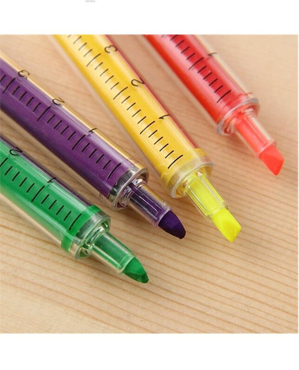 Unicus 2199-1 Şırınga Fosforlu Kalem