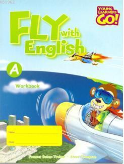 Fly with English Workbook - A