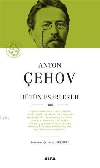 Anton Çehov Bütün Eserleri 2 Ciltli; 1883