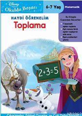 Disney Okulda Başarı Serisi 29 - Toplama (6-7 Yaş); Karlar Ülkesi