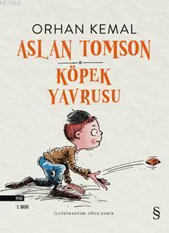 Aslan Tomson Köpek Yavrusu