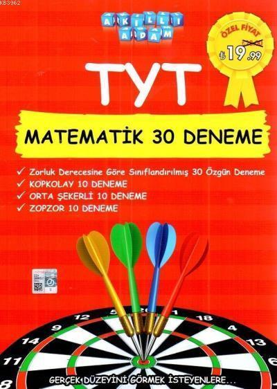 2018 TYT Matematik 30 Deneme