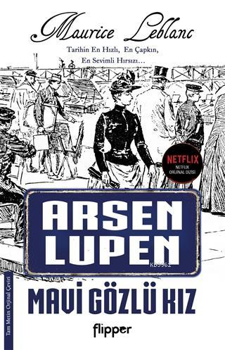 Mavi Gözlü Kız - Arsen Lupen
