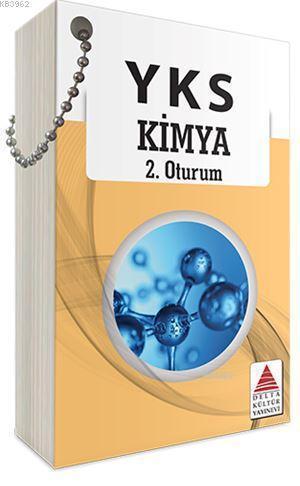 Delta Kültür Yayınları AYT Kimya Kartları Delta Kültür