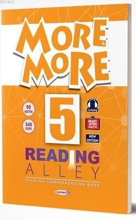 Kurmay ELT Yayınları More and More 5 Reading Alley Kurmay ELT