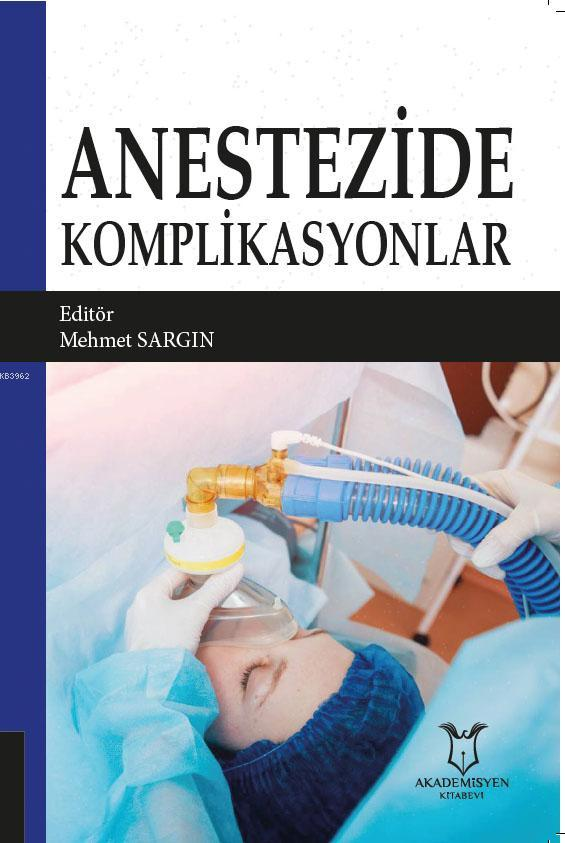 Anestezide Komplikasyonlar