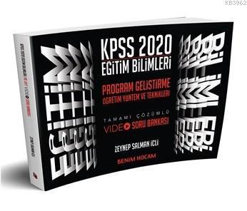 2020 Eğitim Bilimleri Program Geliştirme Öğretim Yöntem ve Teknikleri Video Soru Bankası