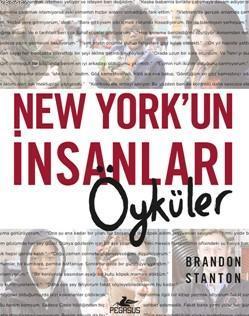 New York'un İnsanları: Öyküler (Ciltli)