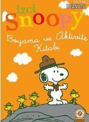 İzci Snoopy 1; Boyama ve Aktivite Kitabı