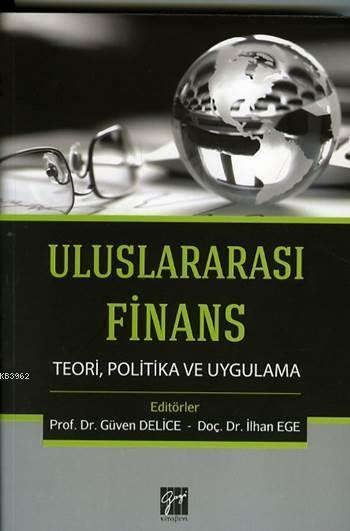 Uluslararası Finans; Teori, Politika ve Uygulama