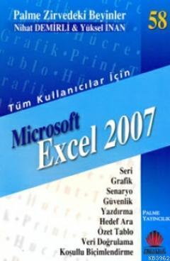 Zirvedeki Beyinler 58 Microsoft Excel 2007