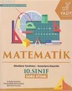 Yazıt Yayınları 10. Sınıf Matematik Soru Kitabı Yazıt