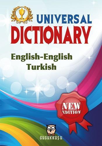 Universal Dictionary; English-English Turkish