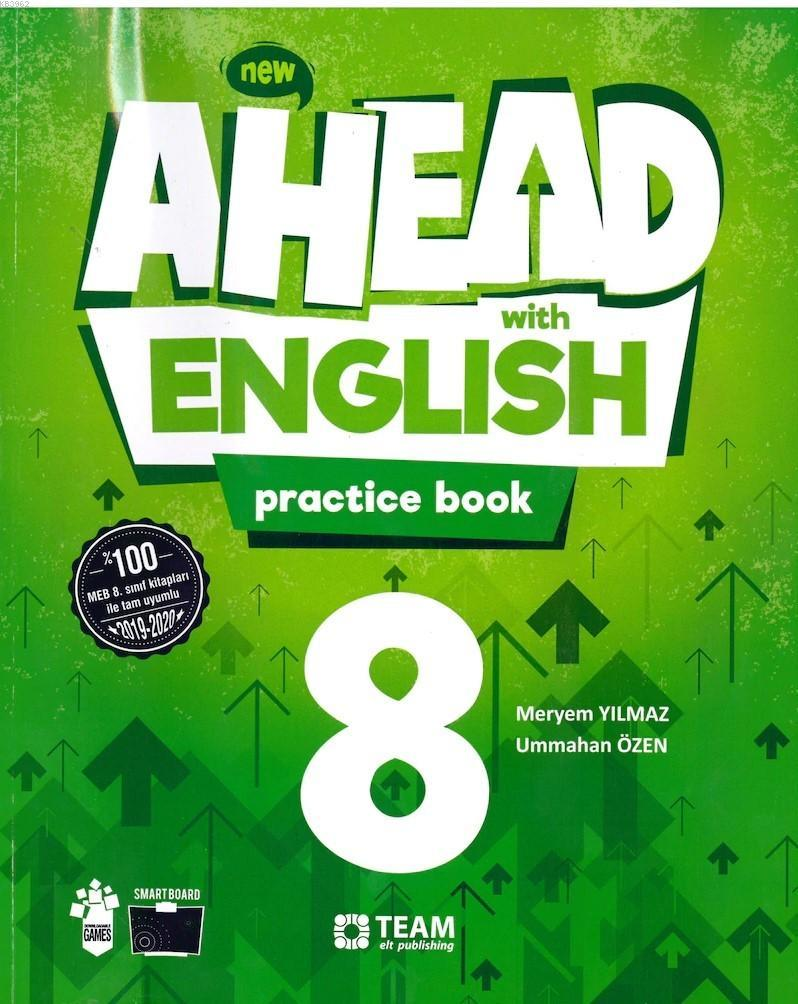 Elt Publishing Yayınları Ahead with English 8 Practice Book Team ELT Publishing