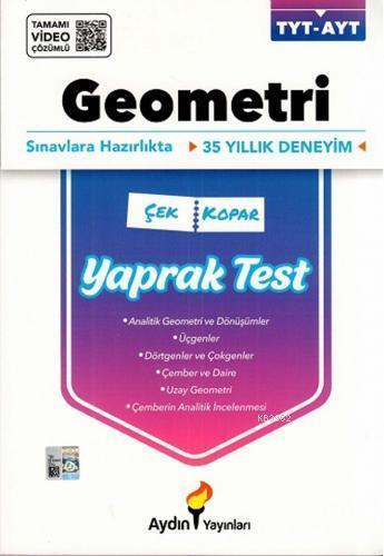 TYT AYT Geometri YT 2020