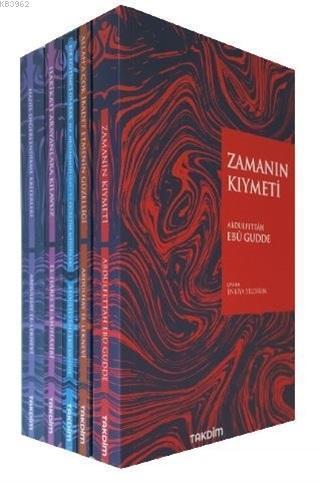Abdulfettah Ebu Gudde Seti (5 Kitap Takım)