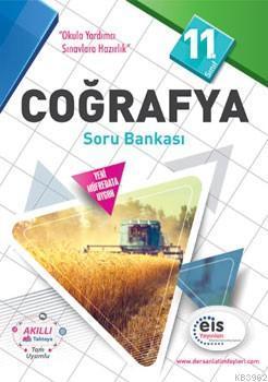 EİS Yayınları 11. Sınıf Coğrafya Soru Bankası EİS