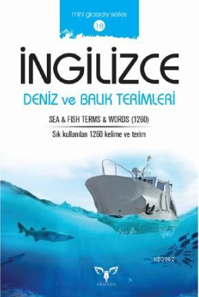 İngilizce Deniz ve Balık Terimleri; Sea Fish Terms Words