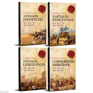 Türk'ün Tarihi Kitap Seti (4 Kitap)