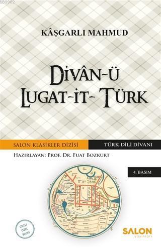Divan-ü Lugat-it-Türk (Ciltli) (Ekonomik Baskı) (Ciltli)
