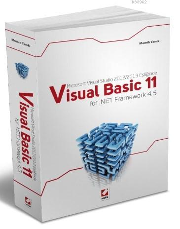 Visual Basic 11; for .NET Framework 4.5