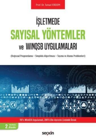 Sayısal Yöntemler ve WinQSB Uygulamaları
