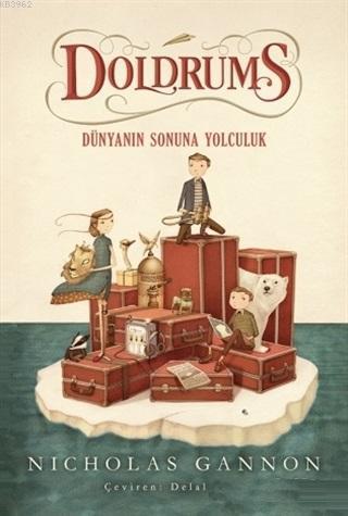 Doldrums - Dünyanın Sonuna Yolculuk