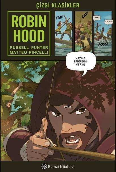 Robin Hood ve Maceraları