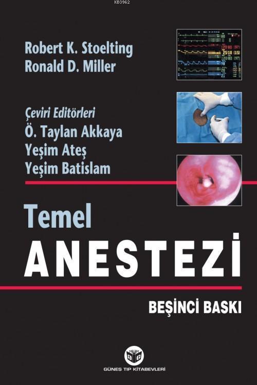 Miller Temel Anestezi