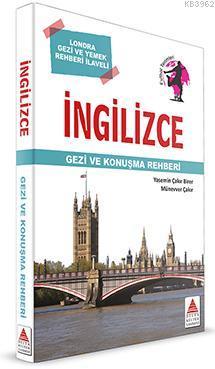 Delta Kültür Yayınları İngilizce Gezi ve Konuşma Rehberi Delta Kültür