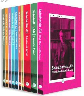 Sabahattin Ali Kitaplığı Seti - 10 Kitap