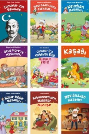 Türk Çocuk Klasikleri Seti (9 Kitap)