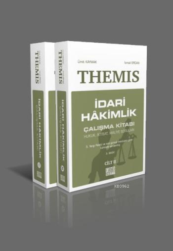 Themis - İdari Hakimlik Çalışma Kitabı 2 Cilt